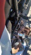Wrayal adding the sidecar brake actuator
