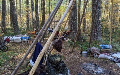 Halloween 2020 -Part 3: Striking Camp