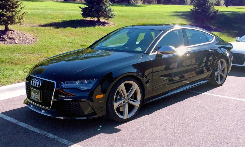 Audi RS7 3:4 Profile Edited