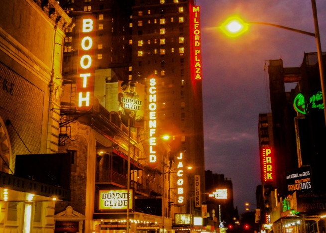 Broadway Marquees