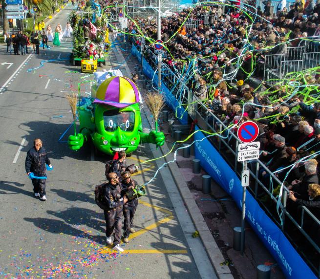 Carnival, Nice