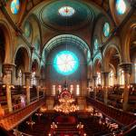 Inside the glorious Eldridge Street Synagogue one of NYCs greathellip