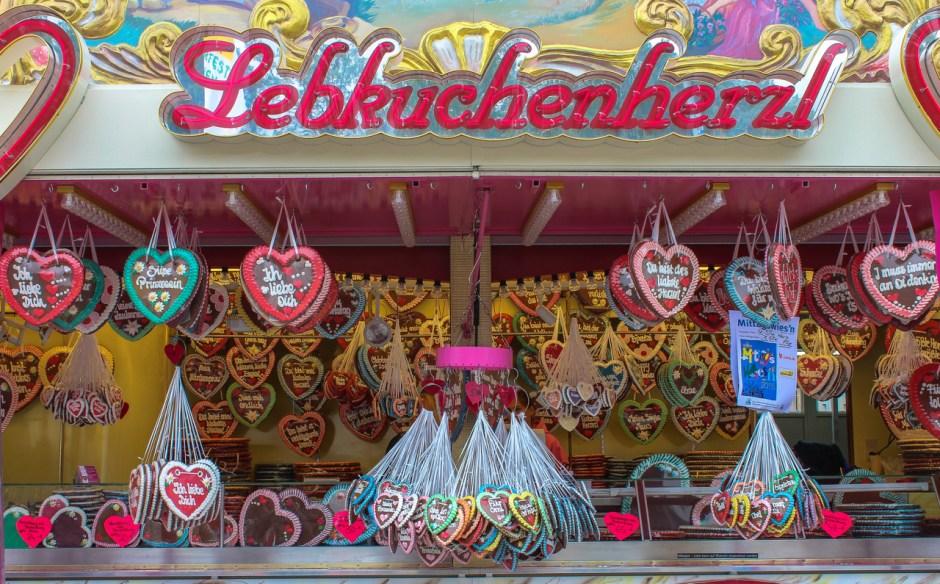 Gingerbread, Oktoberfest, Munich