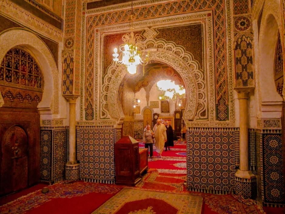 Kairaouine Mosque, Fez, Morocco