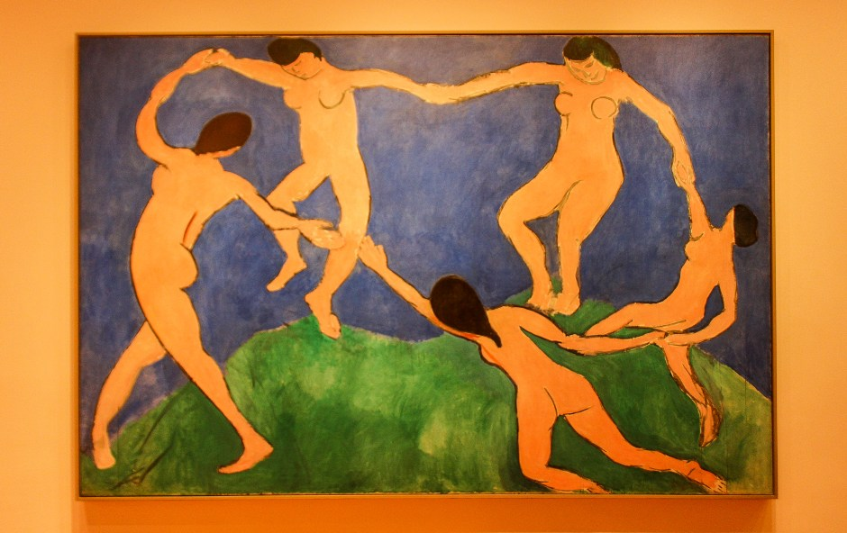"Matisse ""Dance (I)"" MoMa, NYC"