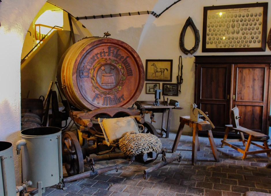 Franconian Brewery Museum, Bamberg, Germany