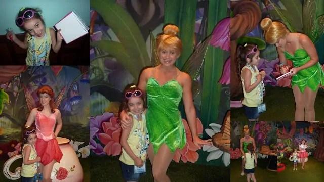Countdown to Disney #11- Meeting the Fairies