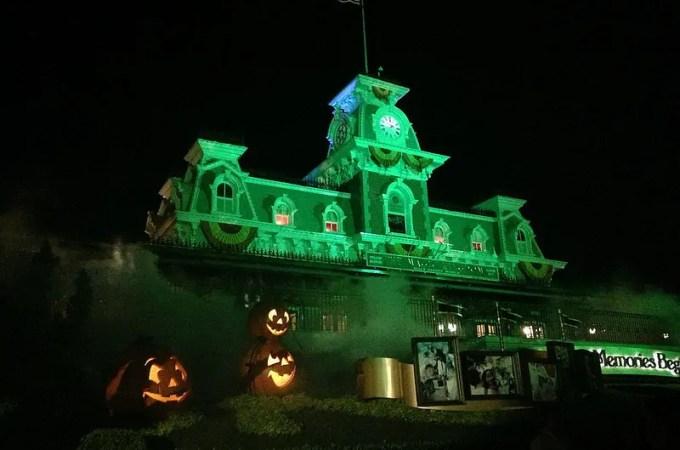 13 Disney Nights of Halloween #5 Mickey's Not So Scary Halloween Party