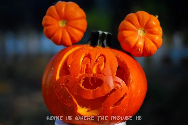 13 Disney Nights of Halloween – #12 Disney Pumpkins