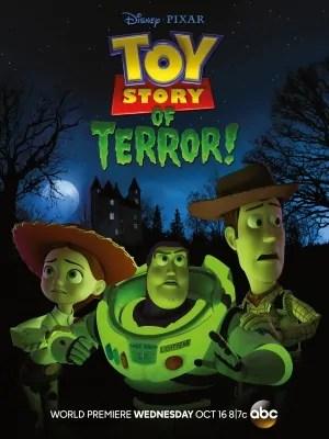 Toy Story of Terror Movie Night