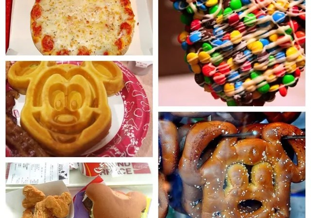 10 Treats You Can Make with a Mickey Cookie Cutter