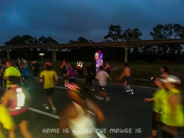 Mile Marker 2 | WDW Half Marathon