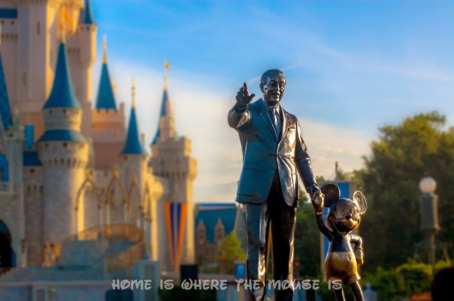 """Partners"", by Blaine Gibson, Magic Kingdom, Walt Disney World"