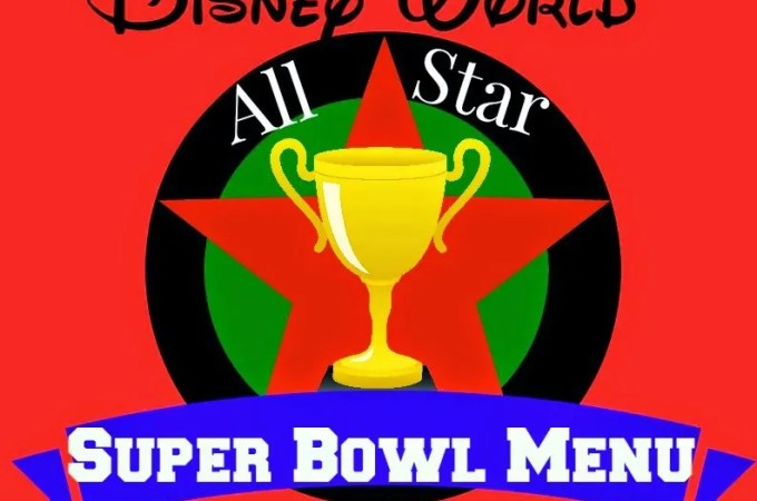 All-Star Super Bowl Eats – Disney Style