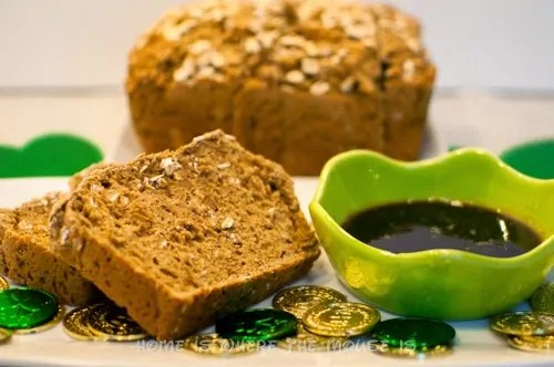 Raglan Road Irish Brown Bread with Guinness Reduction Recipe