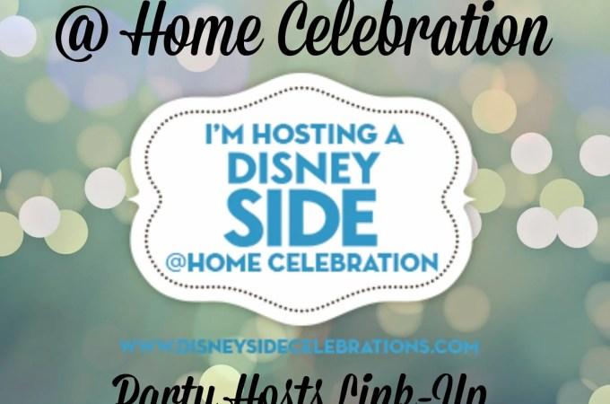 #DisneySide @ Home Celebrations 2015 Link Up