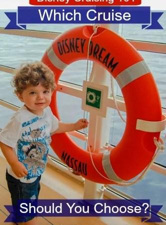 Disney Cruising 101 | Which Cruise Should You Choose?