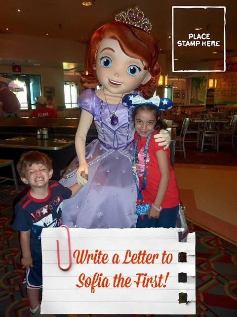 Dear Sofia the First