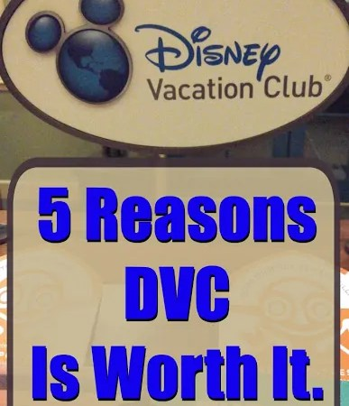 5 Reasons Disney Vacation Club is Worth It