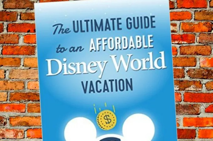 Book Review | The Ultimate Guide to an Affordable Disney World Vacation