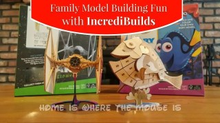 Family Model Building Fun with IncrediBuilds