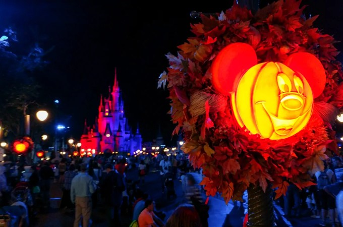 "10 Mickey's Not So Scary Halloween Party ""Must-Do""s"