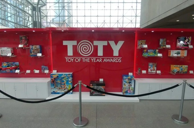 2018 Toy of the Year Award Winners