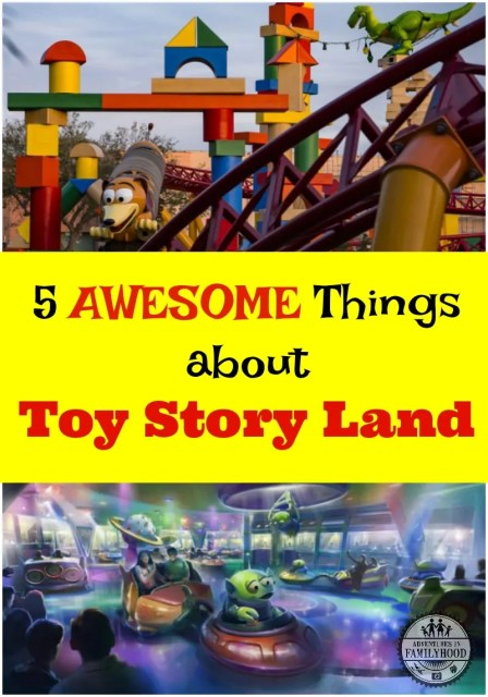 5 Awesome Things about Toy Story Land at Disney's Hollywood Studios