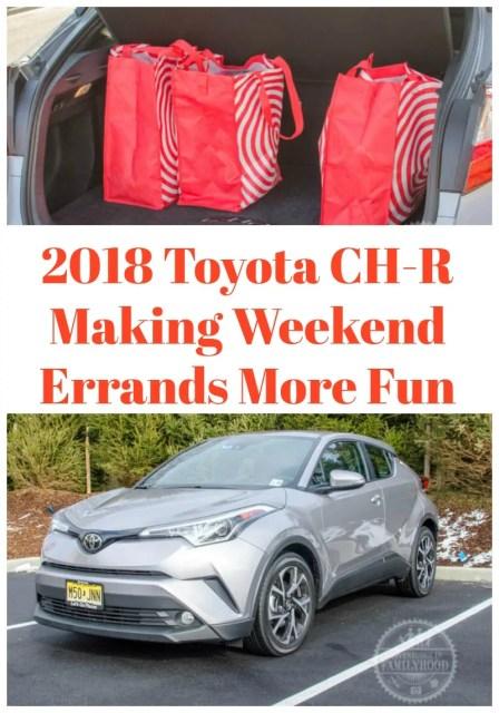 2018 Toyota CH-R Pin
