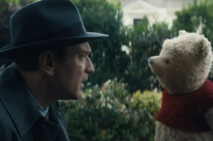 "First Trailer Released for Disney's ""Christopher Robin"""