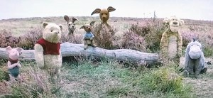 pooh rigger eeyore Christopher robin movie