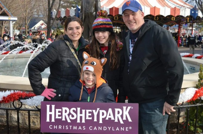 Our trip to Hersheypark Christmas Candylane