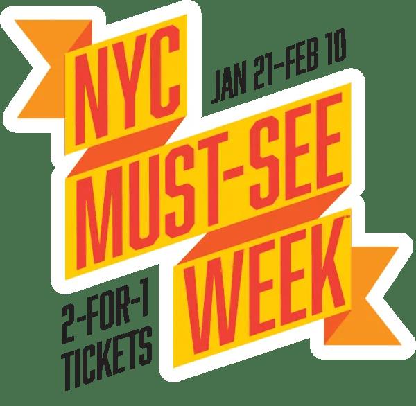 NYC Must-See Week 2019