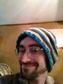 Modeling the hat so elegantly