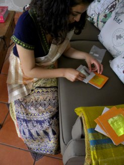 Ramadan: making handmade banners