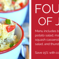 4th of July Fun (and Savings) with Meal Planning from eMeals