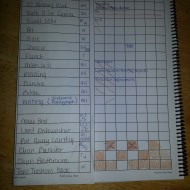 Getting Organized with a Student Planner – My Student Logbook Review