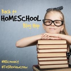 back to homeschool blog hop button tos