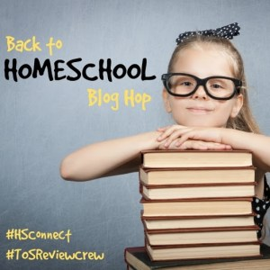 back to homeschool blog hop button tos