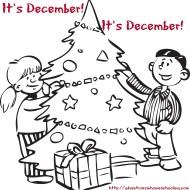 December is here! December is here!
