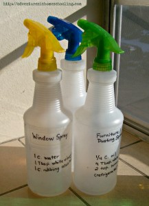 make your own cleaners, diy cleaners, homemade cleaners, money savings tips