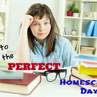 How to Have the Perfect Homeschool Day