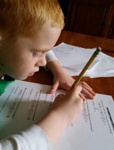 homeschool math
