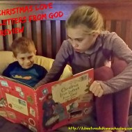 Christmas Love Letters from God Review – and GIVEAWAY!!!!