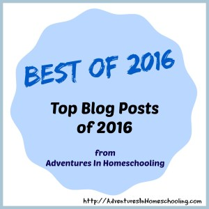 top homeschooling posts