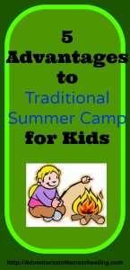 Summer Camp Here We Come – 5 Advantages to Traditional Summer Camp for Kids