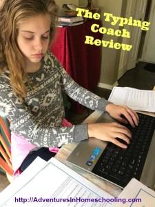 homeschool typing
