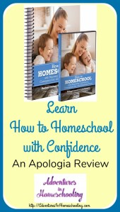 Learn about How to Homeschool with Confidence – An Apologia Review