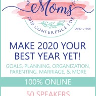 New Year, New Beginnings – 2020 Mom's Conference