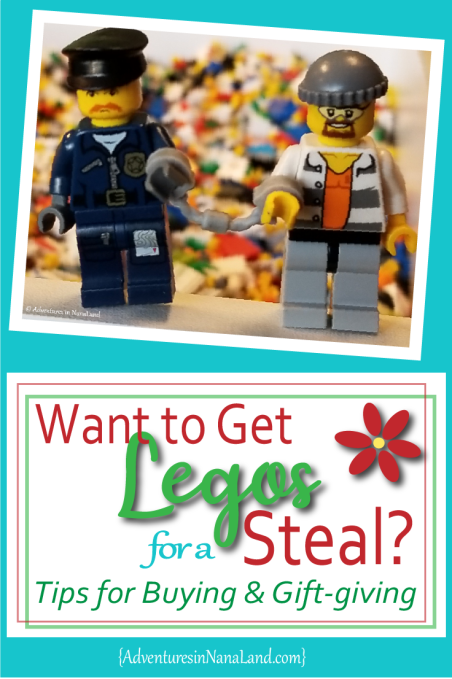Getting Legos for cheaper